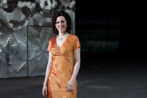 Ana Aguado, organista