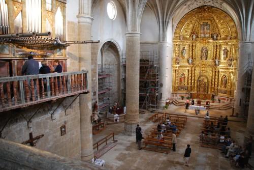 Iglesia de la Inmaculada, Villaveta (Burgos)