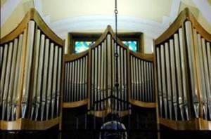 Santo Tomé órgano