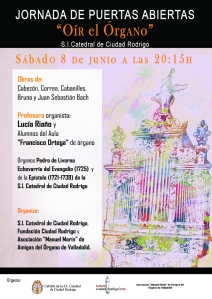 Jornada de Puertas Abiertas 8 de junio de 2013