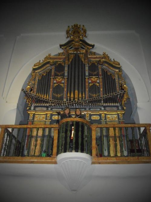 Fontiveros (Ávila) Órgano