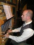 David Largo, organista