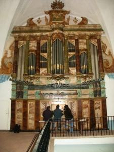 Órgano de La Seca (Valladolid)