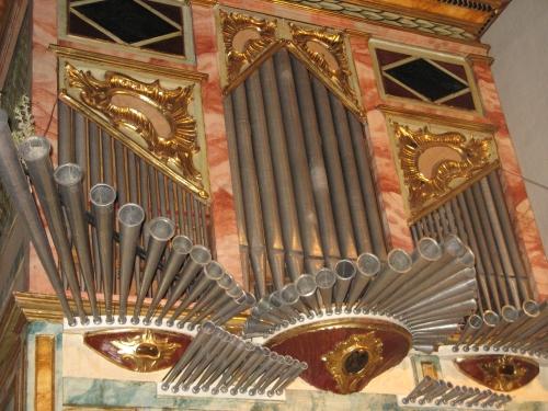 Órgano de la Iglesia de San Andrés (Valladolid)