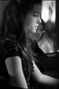 María Fuster, organista
