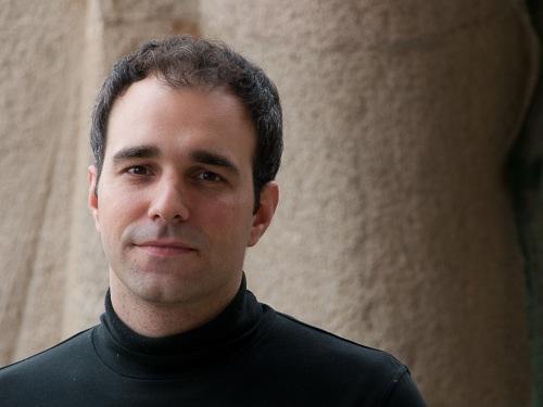 Juan de la Rubia, organista