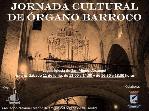 Villalón de Campos, órgano