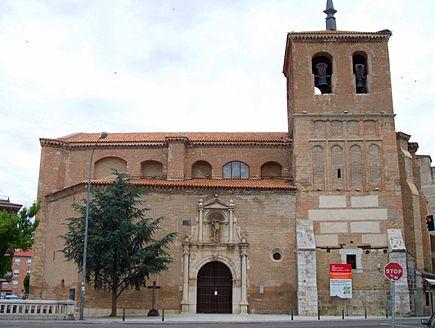 Iglesia de San Miguel Arcángel, Medina del Camppo (Valladolid)