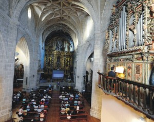 IGLESIA DE VILLAVETA (Burgos)