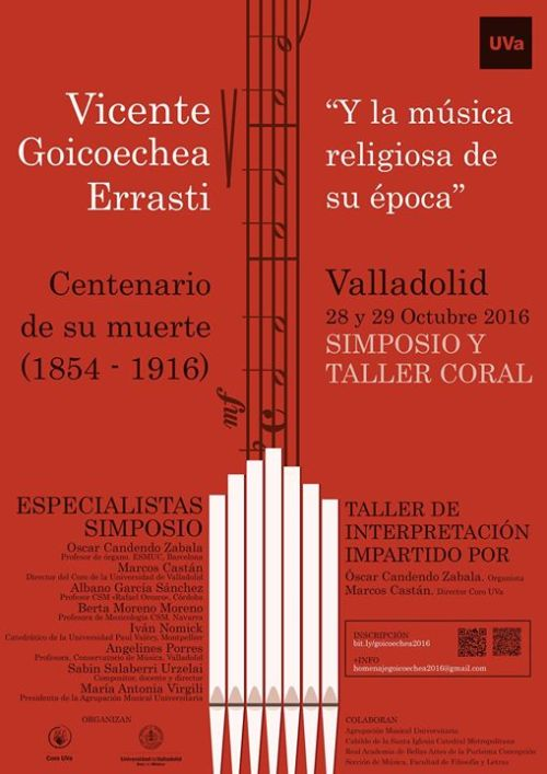 Vicente Goicoechea Simposio