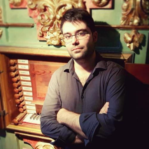 Jesús Ruiz, organista