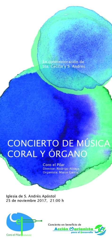 Coro El Pilar - Concierto coral y órgano