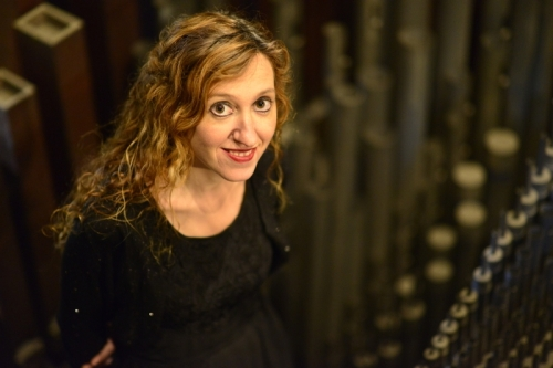 Loreeto Aramendi, organista