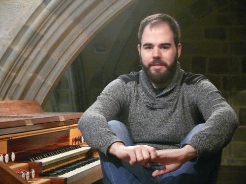 Íñigo de Peque, organista