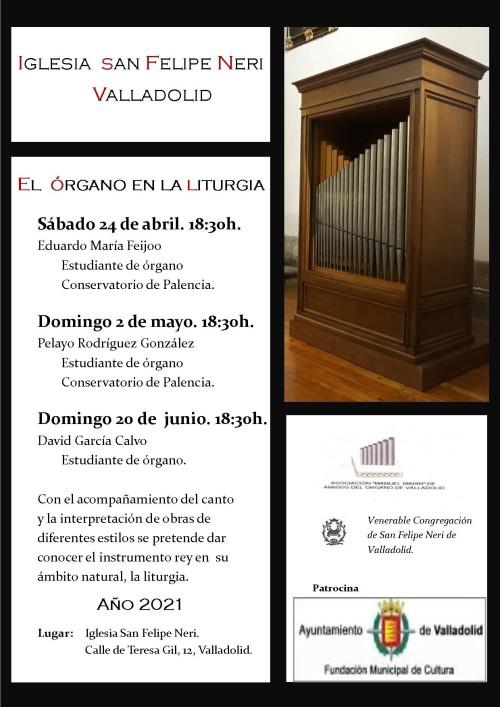 Iglesia de San Felipe Neri - Órgano en la Liturgiaii