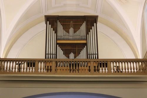 Órgano de la Basílica de la Gran Promesa (Valladolid)