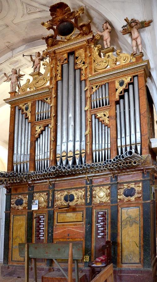 Herrín de Campos (Valladolid) - Órgano